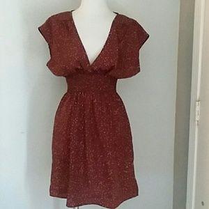 Guess empire waist dress